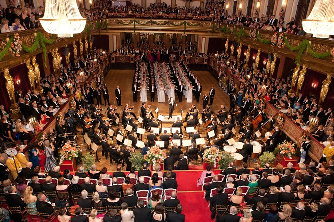 Vienna Philharmonic Ball