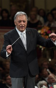 New Year's Concert 2015 with Zubin Mehta