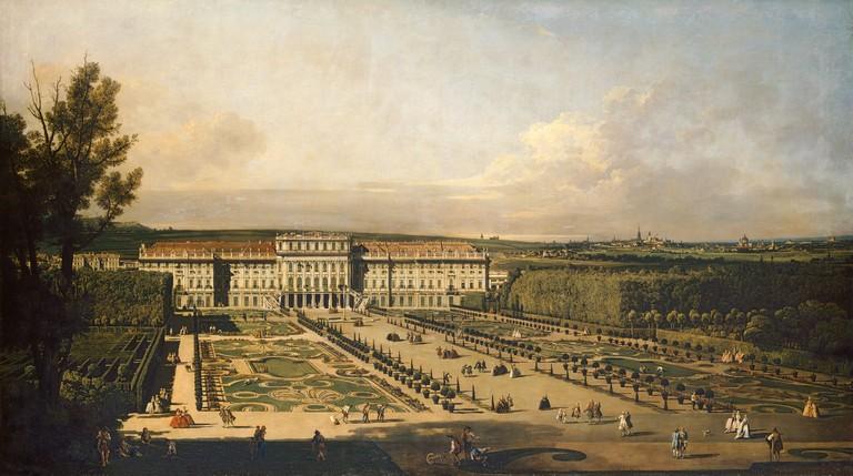 Musik In Schonbrunn